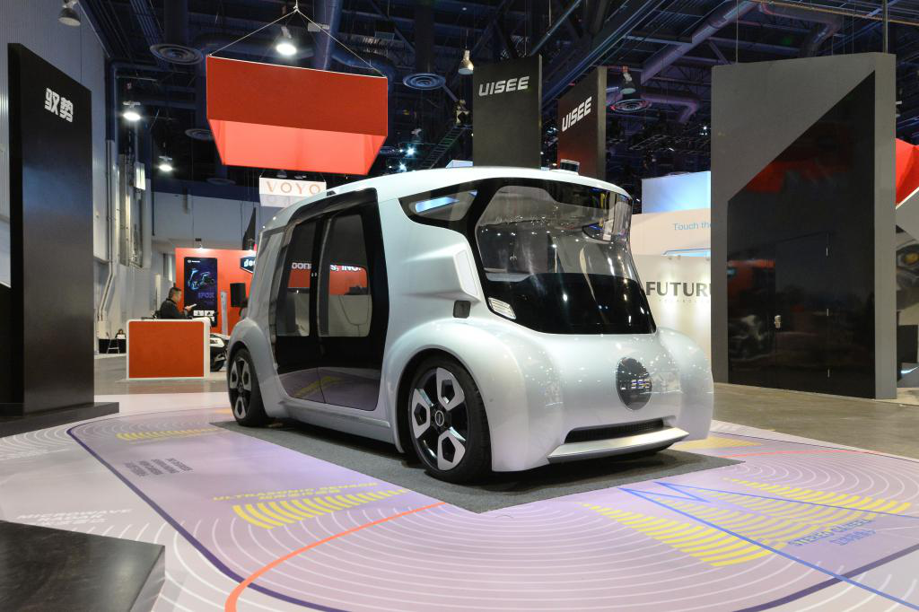 驭势科技:对无人驾驶概念的颠覆